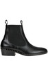 Leather Beatles ankle boots Ncub