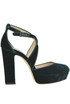 Joyce velvet pumps Jimmy Choo