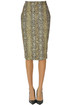 Printed pencil skirt Victoria Beckham