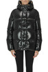 Reversible quilted down jacket Fay