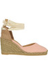 Carina canvas wedge espadrillas Castaner