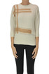 Embroidered pullover Space Simona Corsellini