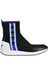 Jango high-top sock sneakers Ash