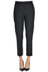 Bello pinstriped trousers Pinko