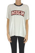 Sequined t-shirt MSGM