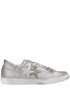 Crackle suede sneakers 2Star