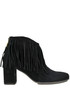 Iffa fringed suede ankle boots Fiorentini+Baker