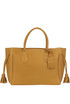 Penelope leather tote bag Longchamp