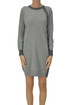Knitted wool-blend dress D.Exterior