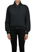 Zip-fastening sweatshirt Vetements