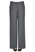 Wide leg cold wool trousers Kiltie