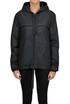 Padded nylon jacket Acne Studios