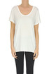 Viscose t-shirt Alexander Wang