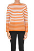 Striped pullover Base Milano