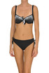 Embellished bikini Twin Set Beachwear