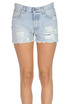 Destroyed denim shorts Liu Jo