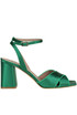 Satin sandals Gianna Meliani