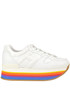 Micro Rainbow H421 sneakers Hogan