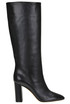 Laura leather boots Gianvito Rossi