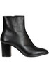 Leather ankle-boots Salvador Ribes