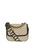 Monogram logo shoulder bag Stella McCartney