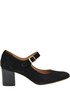 Suede Mary Jane pumps Anthology Paris