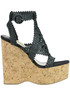 Claviers woven rope wedge sandals Paloma Barcelò