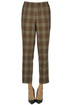 Prince of Wales print trousers Kiltie
