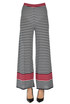 Striped knit trousers Incontro 7