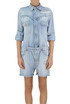 Denim dungarees MM6 by Maison Martin Margiela