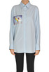 Oversized cotton shirt Acne Studios