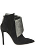 Suede ankle boots Pollini