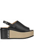 'Giava' wedge sandals Janet Sport