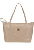 Gancini leather shopping bag Salvatore Ferragamo