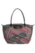 'Le Pliage' optical print nylon bag Longchamp