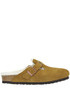 Boston Mink slippers Birkenstock