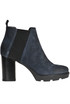 Helena suede ankle boots Janet&Janet