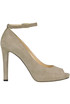 Suede Mary jane pumps Max Mara
