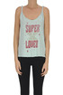 Used effect tank-top Current Elliott