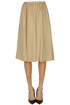 Cupro and viscose midi skirt Bellerose