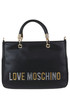 Designer logo eco-leather bag  Love Moschino
