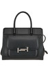 Amu Satchel Zip leather bag Tod's
