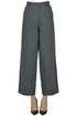 Chino cotton trousers Dries Van Noten