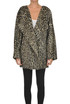 Animal print eco-fur coat Iro