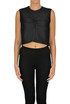 Cropped top MSGM
