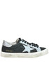 May glittered leather sneakers Golden Goose Deluxe Brand
