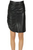 Leather pencil skirt Federica Tosi