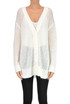 Cut-out knit cardigan Ermanno by Ermanno Scervino