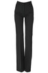 Viscosa blend trousers Alberta Ferretti