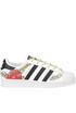 Customized Superstar sneakers Adidas customized